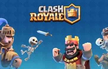 Nuevos cambios de equilibrio en el Clash Royale para noviembre
