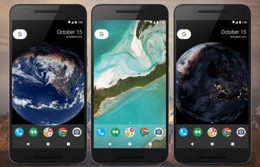 La aplicación de Fondos de pantalla de Google ya está disponible para todos