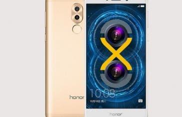 Honor 6X es oficial: conoce sus características