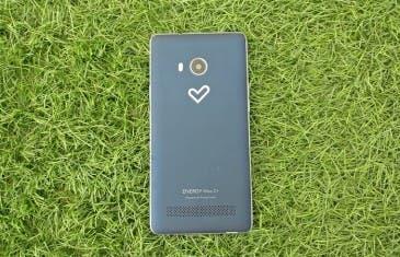Primeras impresiones del Energy Phone Max 2+