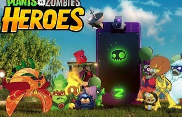 Plants vs. Zombies Heroes ya está disponible en Google Play