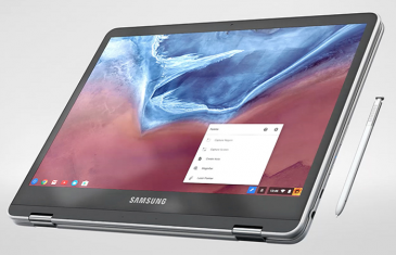 Samsung nos traerá el primer Chromebook con Stylus