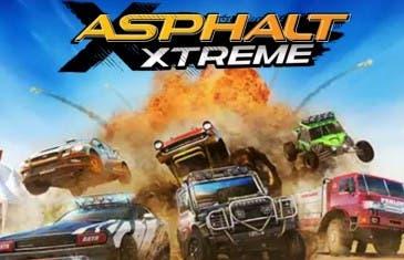 Asphalt Extreme llegará muy pronto para los amantes del off-road