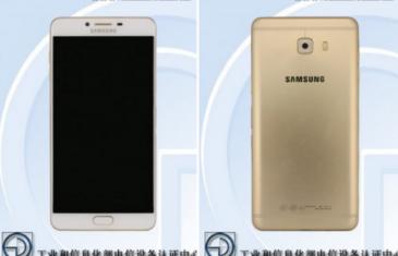 El Samsung Galaxy C9 se pasea por TENAA