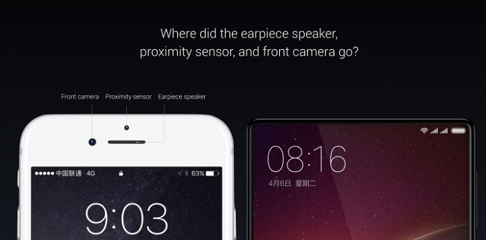 Xiaomi MIMIX1