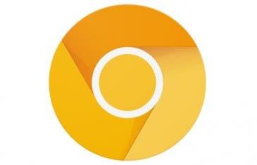 Si quieres las últimas novedades de Chrome tienes que usar Chrome Canary