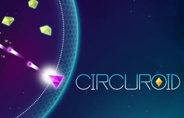 Circuroid, un juego de disparos realmente adictivo