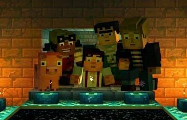 El modo historia de Minecraft ahora es gratis para Android