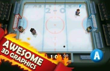 Ice Rage: Hockey por tan solo 10 céntimos en Google Play