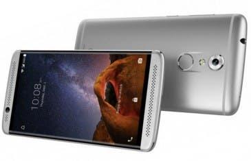 ZTE Axon 7 Max se deja ver en imágenes con una doble cámara