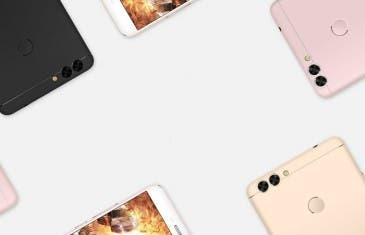 El smartphone de doble cámara de Bluboo llegará el 5 de Diciembre