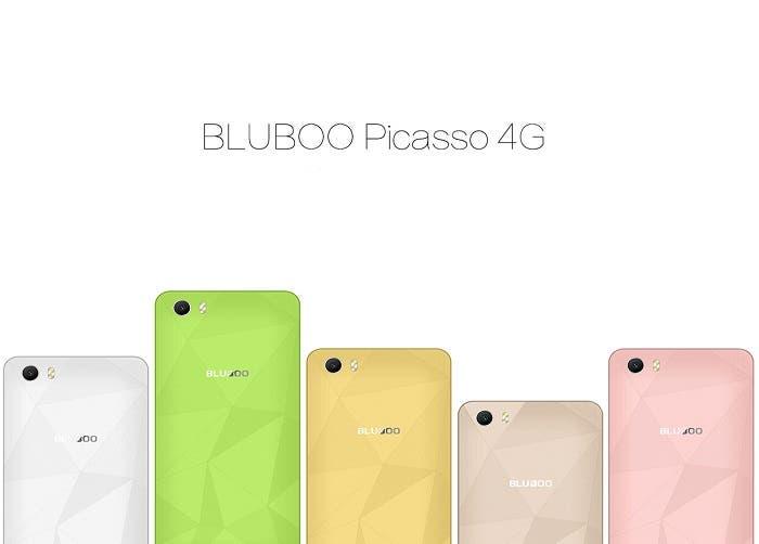 Bluboo Picasso