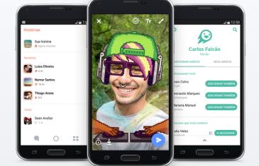 Facebook crea Flash para competir con Snapchat en los países emergentes