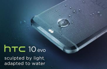 HTC Evo es oficial: diseño continuista y resistencia al agua