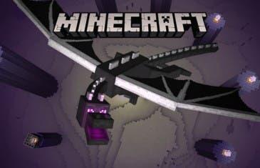 El dragón de Ender llegará por fin a Minecraft Pocket Edition
