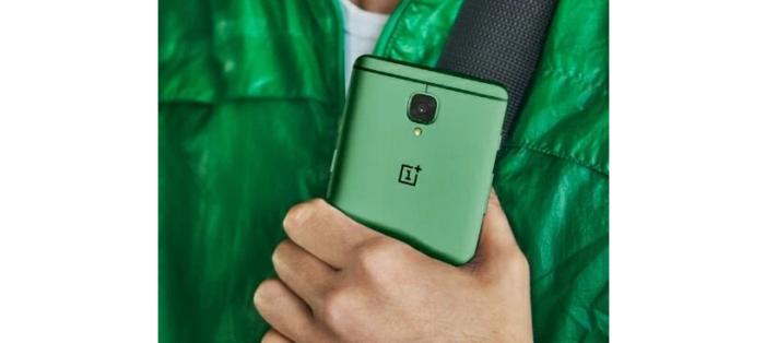 OnePlus Verde