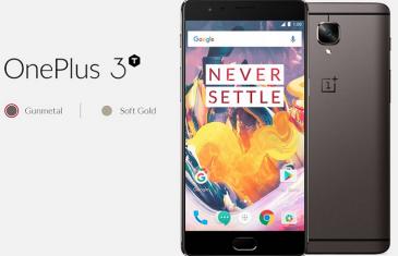 OnePlus 3T es oficial: toda la información