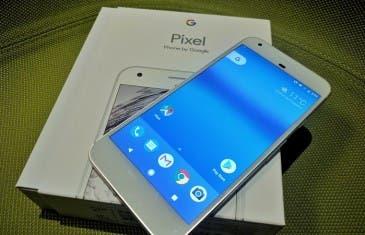 Google espera vender 6 millones de unidades de los Pixel
