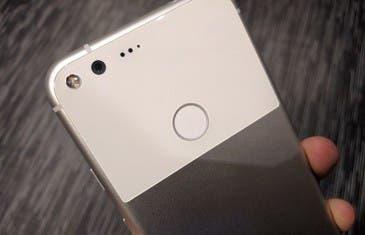 Así han sido 30 minutos con el nuevo Google Pixel XL