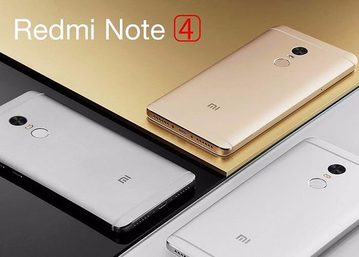 Xiaomi Redmi Note 4(cuatro) Pro