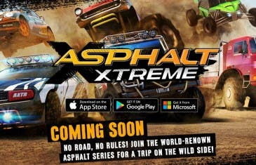 Asphalt Extreme ya está disponible en Google Play