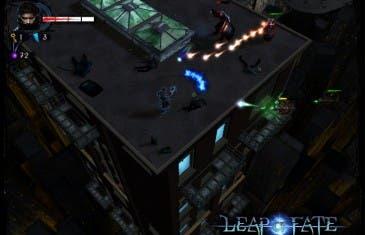 Leap of Fate llegará el 1 de diciembre a Android