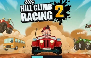 Hemos probado el nuevo Hill Climb Racing 2 y estas son sus novedades