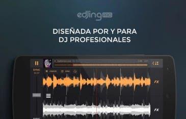 Edjing Pro por solo 10 céntimos: la mejor consola DJ en Android