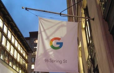Visitamos la Google Pop-Up en Nueva York