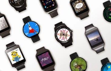 Estos son los smartwatches que actualizarán a Android Wear 2.0