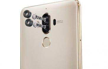 Huawei Mate 9 se actualiza con mejoras en la cámara