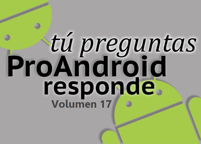 Preguna Pro Android 17