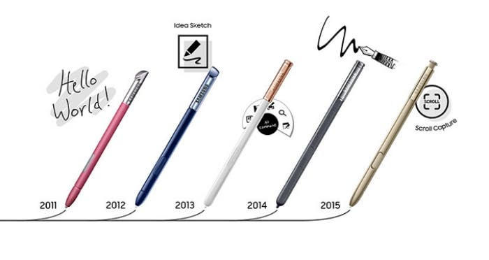 Samsung-Galaxy-Note-S-Pen-evolution