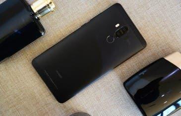 Huawei sacará un nuevo color para el Mate 9