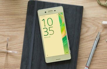 Sony Xperia X y X Compact empiezan a actualizarse a Android 7.0 Nougat
