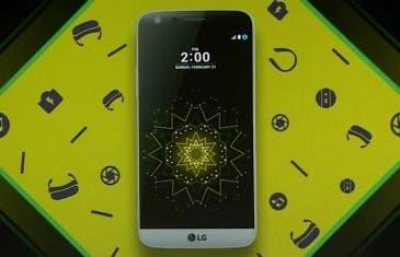 LG G6 podría ser resistente al agua e incorporar carga inalámbrica