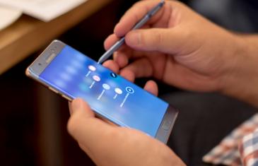 Algunas informaciones aseguran que el Samsung Galaxy Note 8 tendrá pantalla 4K
