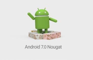 Así está Android en enero de 2017