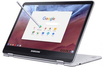 Samsung Chromebook Pro y Plus: el stylus llega a los portátiles