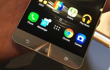 Los Asus Zenfone 4 se darán a conocer en mayo