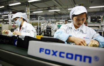Android y Apple son los culpables del mal año de Foxconn