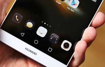 Huawei P9 ya cuenta con Android 7.0 Nougat en España