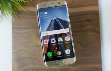 Samsung Galaxy S7 Edge: primeros problemas de pantalla