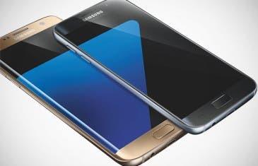 Samsung Galaxy S7 tiene un problema con la lente de la cámara