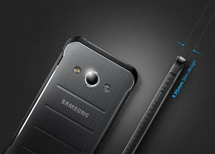 Samsung Galaxy™ Xcover tres build quality