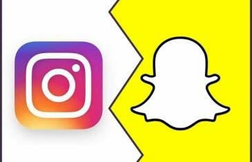 ¿Debes plantearte dejar Snapchat y apostar por Instagram Stories?