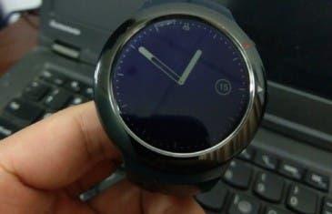 El reloj de HTC con Android Wear se filtra en varias imágenes