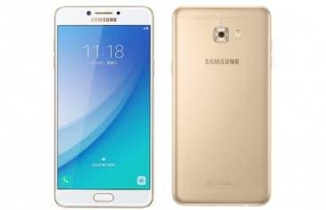 Samsung Galaxy C7 Pro es oficial con cuerpo de metal