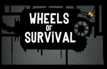 Wheels of Survival, un juego caótico para pasar el rato