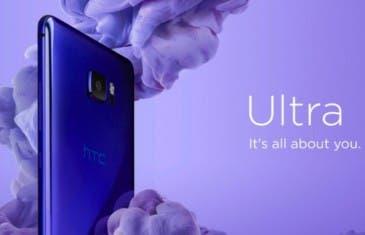 HTC U Ultra es oficial con pantalla de 5,7 pulgadas y especificaciones de gama alta